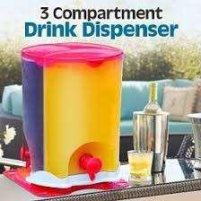 3 Tank Water Dispenser