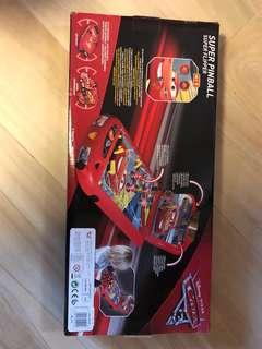 全新Disney Cars Pinball Game