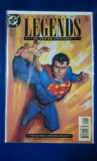 Superman #1 Legends
