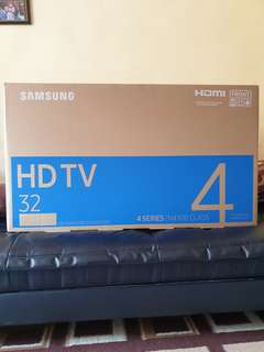 TV SAMSUNG 4 series with HDMI