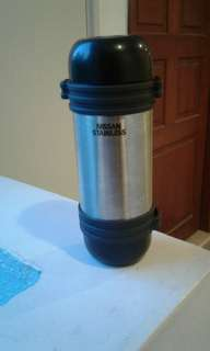 Stainless Steel Vacuum Flask - 0.75 litres (Used) - Free Local Normal Mail
