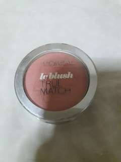 Authentic loreal blush on