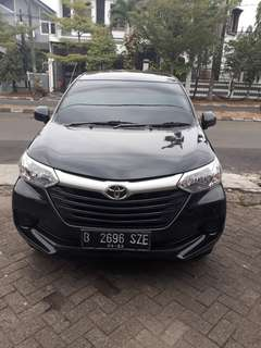 Toyota Avansa E Matic