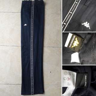 Trackpant Kappa original not Adidas celana