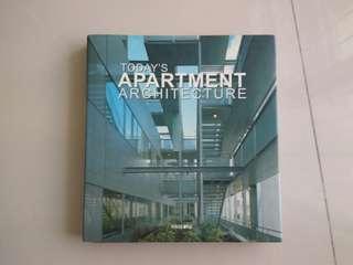 Buku Today's Apartment Architecture