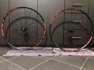 27.5/650B Wheelset