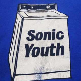 Tee Sonic Youth- Washing Machine