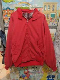 Red jacket 👍