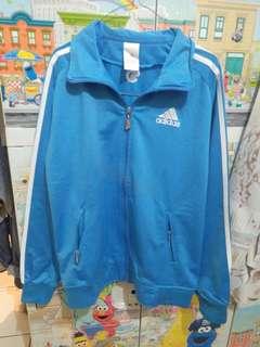 Jacket adidas blue 👍
