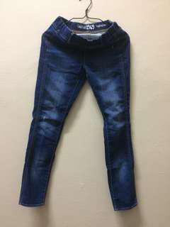 GAP kids faded jeggings