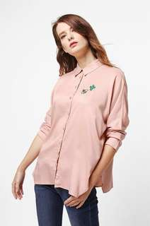 #MauiphoneX Pink Aida Cottonink