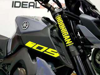 MT09 Decal