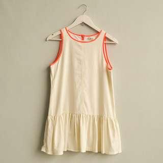 NAVA Sleeveless Swing Dress