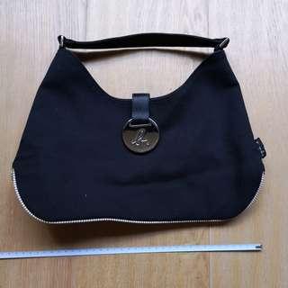🚚 Agnes b.黑色手提包 Tote bag hand bag black 手袋