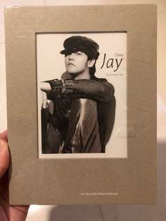🚚 Jay Chou Photo with Frame