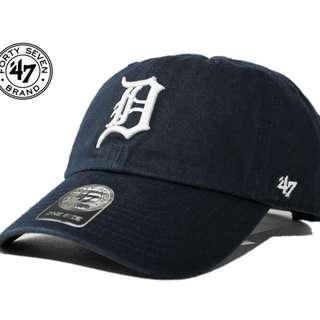 Detroit Tigers 47 Cleanup