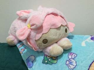 Bunny Little Twin Stars Lala With Blanket