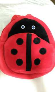 Kids ladybug small bag