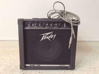 🚚 Peavey Amplifier