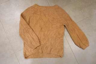 Peach Knitwear