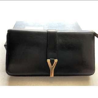64f5049bfb6 Saint Laurent Zip Around Wallet