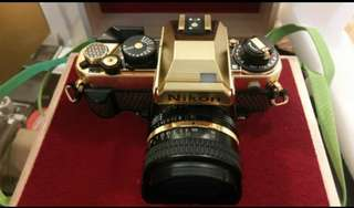 Nikon FA Gold Limitted