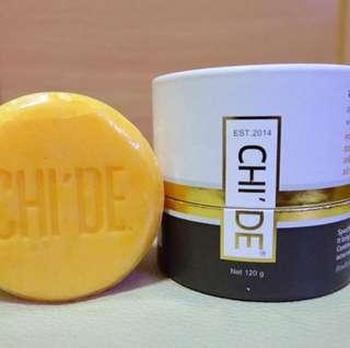 🚚 Chi'De Facial Soap