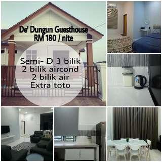 De Dungun Guesthouse
