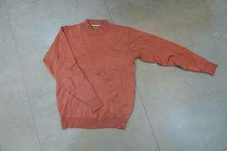 Pink Longsleeve Knitwear