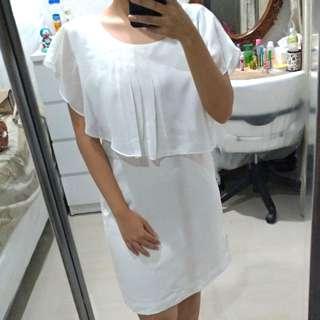 Cole White dress