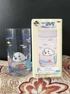 小海獅玻璃杯