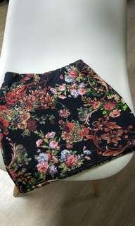 River Island Floral Bandage Skirt #MRTCCK