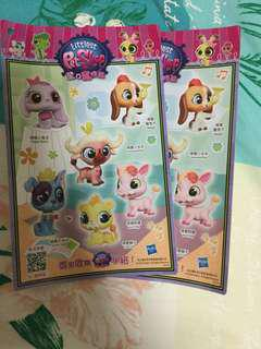 LPS sticker sheets