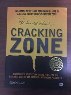 Cracking Zone Rhenald Kasali