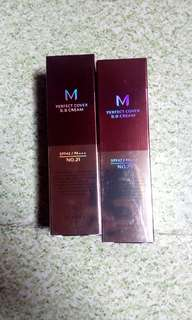Missha Perfect Cover BB Cream (TAKAL ONLY)