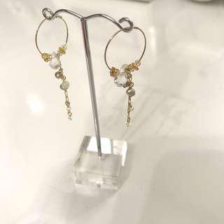 New Beautiful earrings from Korea