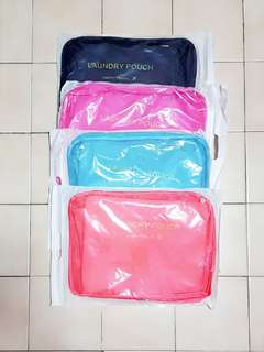 Travel bags (6pcs packing bags)