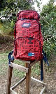Vintage bagpack millet