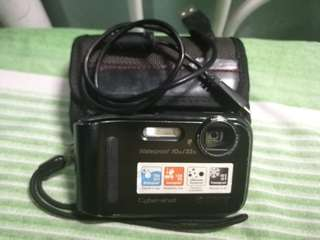 waterproof camera (sony dsc tf1)