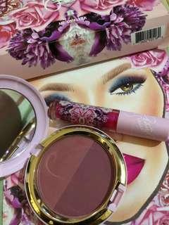 MAC Patrickstarrr Floral Realness: Me So Fleek