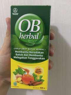 OB Herbal 60 ml Obat Batuk