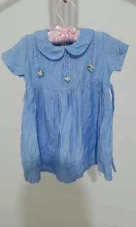 Preloved baby girl apparel