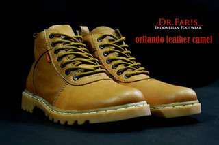 Sepatu dr faris size 39-43