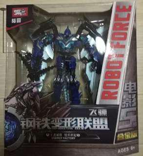 Transformers Wei Jiang - Upsized Strafe (MISB)