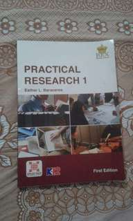 Practical Research 1 ( Grade 12 - SHS )