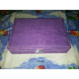 Purple Color Accessories Case
