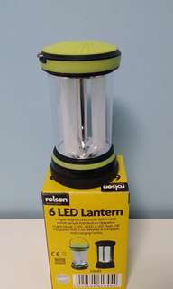 Portable Camping LED lamp