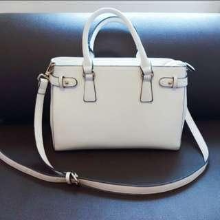 [女神白色款] 2-way Bag