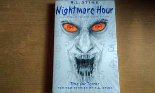 Novel Nightmare Hour by R L Stine