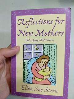 Book - Reflections for New Mothers